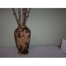 Váza vipaľovana