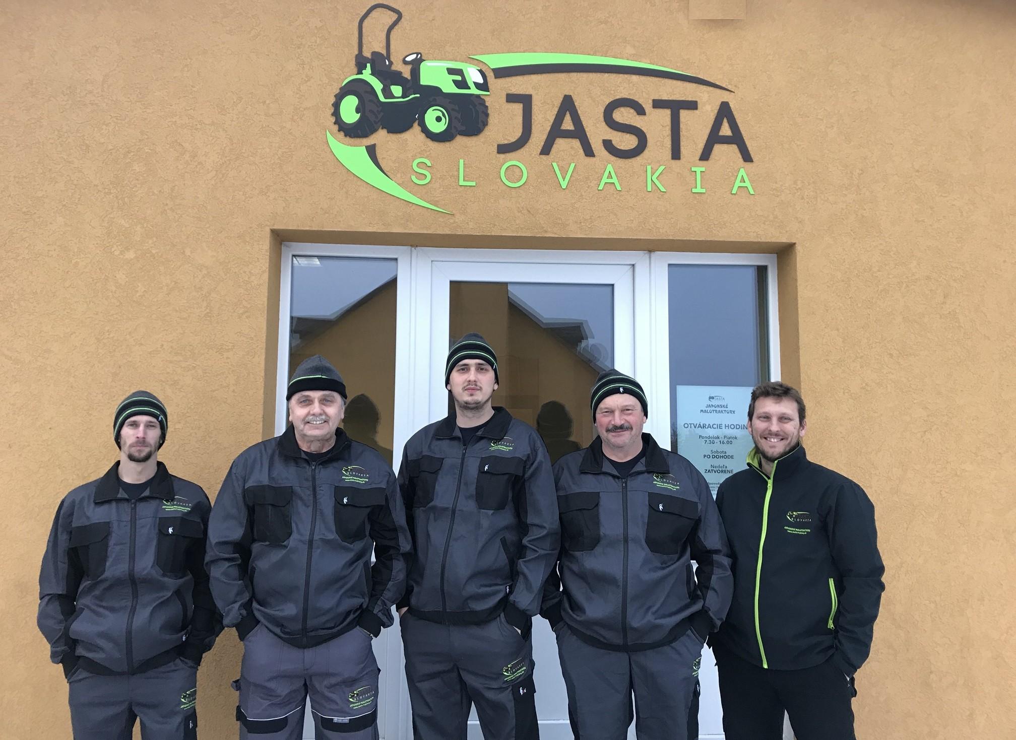 Team JASTA Slovakia